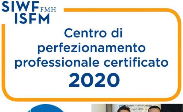 Centro di perfezionamento professionale certificato