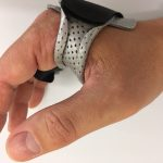 Immobilizzazione metacarpi dita